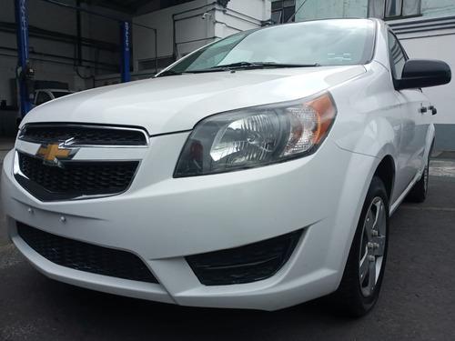 Imagen 1 de 9 de Chevrolet Aveo 2018 1.5 Ls Mt