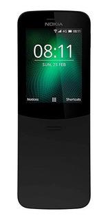Celular Nokia 8110 Fm Bluetooth Dual Chip 4g Wi-fi Whatsapp