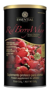 Red Berry Whey (510g) - Essential Nutrition