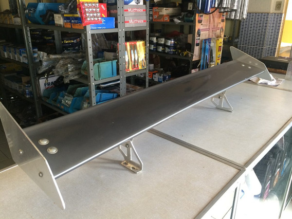 Aerofolio Profissional Fibra De Vidro E Aluminio C/regulagem