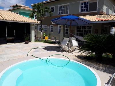 Maravilhosa Casa Duplex No Sun Ville Na Atalaia - 3 Suites - Ca0280