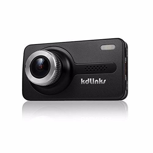 Kdlinks X1 Camara P Auto Coche Dashboard Dash Cam 1080p Gps