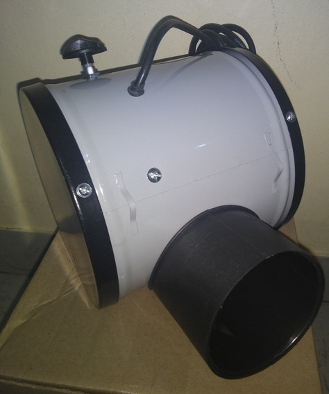 Extractor Lateral 4 Pulgadas 3 Vel Indoor Grow Mejor Precio!