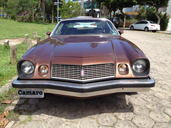 Chevrolet Camaro Type Lt 1974