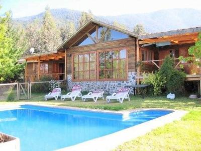 Granizo - Olmué - 5 Cabañas + 1 Casa