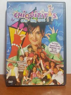 Dvd Chiquititas Original 2006 - Grand Rex