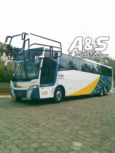 Busscar Vissta Buss Elegance C/50lug. Ligue Confira! Ref.104