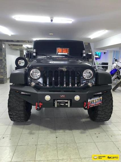 Jeep Wrangler Automático