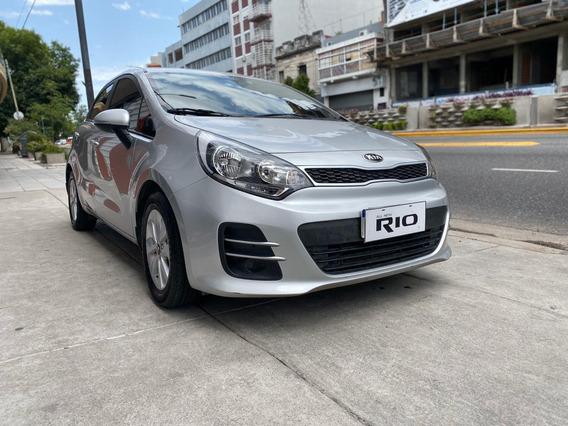Kia Rio 1.4 Ex 109cv 4at 2017 Oportunidad