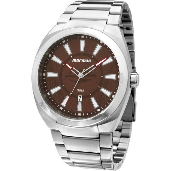 Relógio Masculino Mormaii Analógico Mo2315ak/3m Loja Oficial