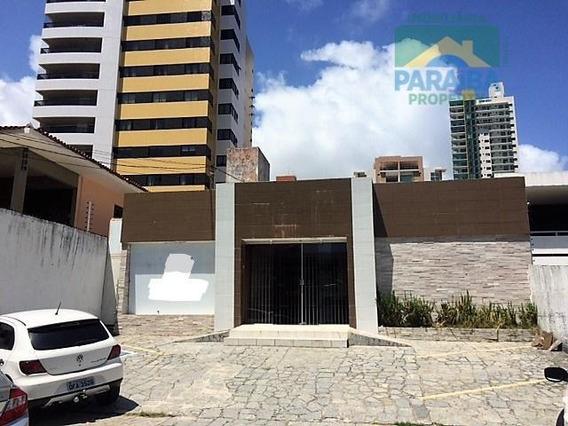 Prédio Comercial Para Locação - Cabo Branco - João Pessoa - Pb - Pr0025