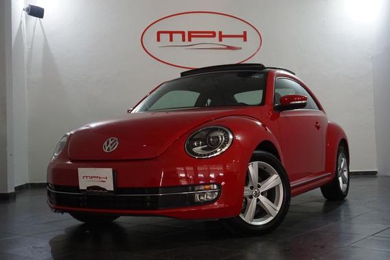 Volkswagen / Beetle 2.5 Sportline Mt / 2016
