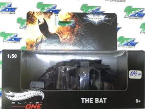 The Bat Batman Batmobile Elite One Hot Wheels 1/50