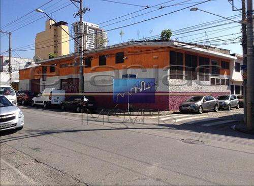 Imagem 1 de 5 de Salão, 508 M² - Venda Por R$ 4.000.000,00 Ou Aluguel Por R$ 15.000,00/mês - Tatuapé - São Paulo/sp - Sl0025