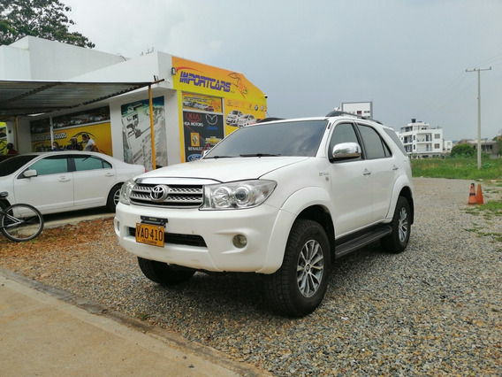 Toyota Fortuner Sr5 Urbana