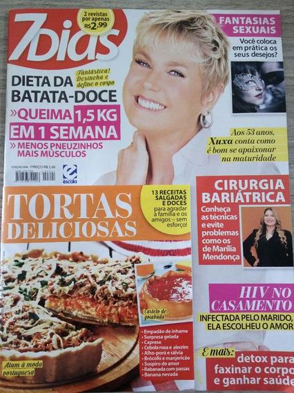Revista 7 Dias 694 - Xuxa