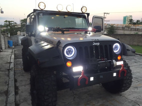 Jeep Rubicon 2007