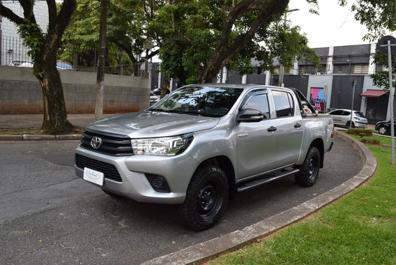 Toyota Hilux Std 2.8 Turbo Diesel, Única Dona, Preço Baixo!