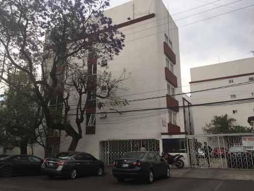 Bonito Y Amplio Departamento En Renta En La Colonia Parque San Andrés, Coyoacan