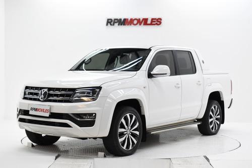 Volkswagen Amarok V6 Extreme Dsg 4x4 2019 Rpm Moviles