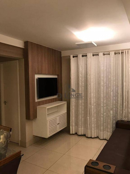 Lindo Apartamento 2 Dormitórios Para Venda Em Um Dos Bairros Mais Desejados De Campinas. - Ap18330