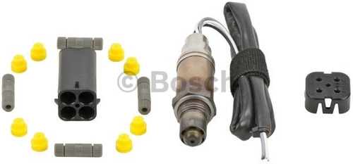 Sonda Lambda Universal 4 Cables (negativo A Masa)