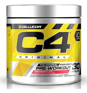C4 Original Pre-workout (30 Doses) Cellucor