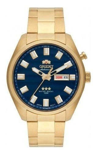 Relógio Orient Masculino Automático 469gp076 D1kx==67