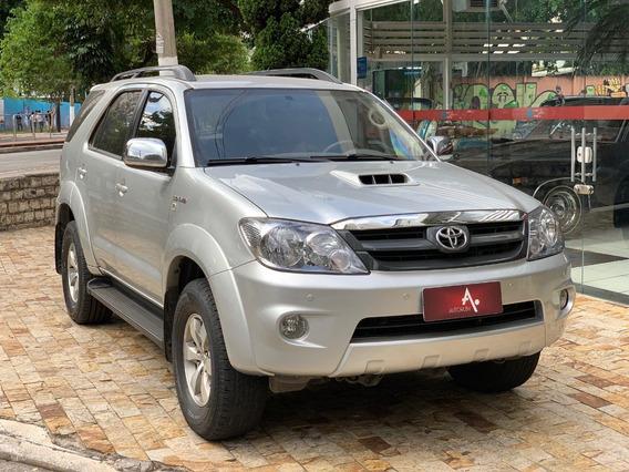 Toyota Hilux Sw4 3.0 Srv 4x4 16v Turbo Diesel Aut - 2008