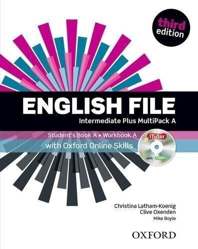 English File Intermediate Plus Multipack A - 3rd Ed - Oxford