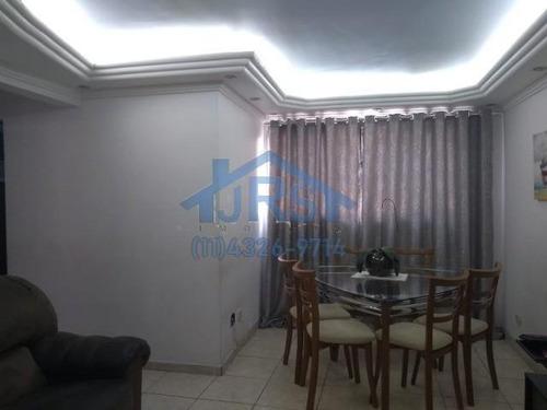 Imagem 1 de 15 de Apartamento Com 2 Dormitórios À Venda, 55 M² Por R$ 234.000 - Bandeiras - Osasco/sp - Ap4524
