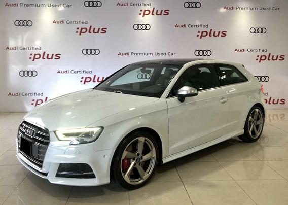 Audi S3 2017 2.0 Tfsi 290 Hp
