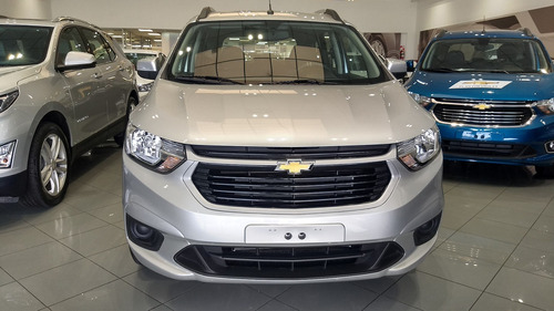 Nueva Chevrolet Spin Lt 1.8 Nafta Manual 5 Plazas 2021 Ep