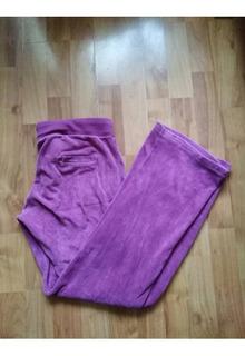 Pants Terciopelo Rosa Bershka Limpia De Closet