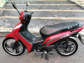 Scooter Bull 50cc - Seminova - Mil Km Rodados