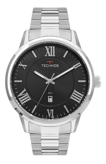 Relógio Masculino Technos 2115mtz/1p Barato Original