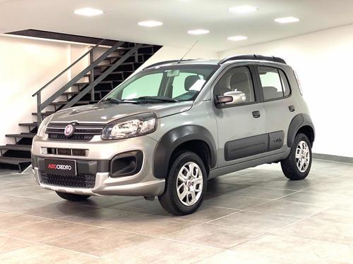 Fiat Uno 1.4 Way Lx 2018 Financio 100 % Hasta 60 Cuotas