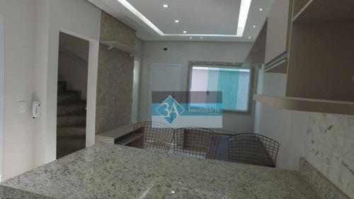Imagem 1 de 24 de Sobrado Residencial À Venda, Tucuruvi, São Paulo. - So0612