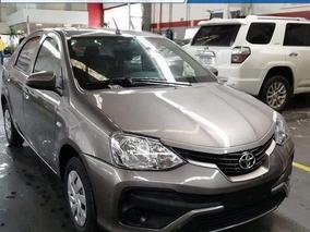 Toyota Etios X 2018 0km