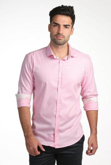 Camisa Camiseta Roupa Ix Slim Fit Marca Luxo Ml71 Masculina