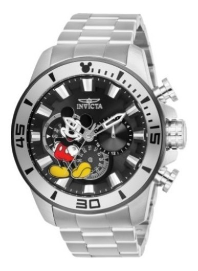 Relógio Invicta Original Versão Mickey Mouse Edicão Limitada