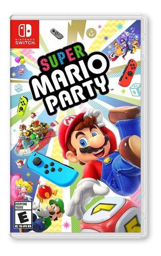 Imagen 1 de 4 de Super Mario Party - Nintendo Switch