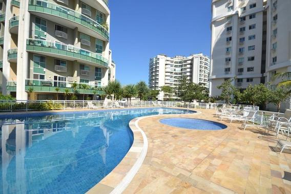 Loft Em Barra Da Tijuca, Rio De Janeiro/rj De 71m² 1 Quartos À Venda Por R$ 450.000,00 - Lf353499