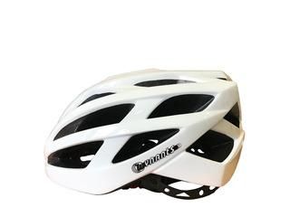 Casco Para Bicicleta Wynants Blanco Calidad Extra - Tsuy