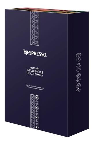 Cápsulas De Café Nespresso Pack Colombia X 100