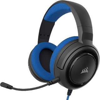 Auricular Gamer Corsair Hs35 Stereo Blue - Dixit Pc