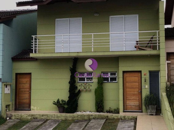 Sobrado Residencial À Venda, Parque Santa Rosa, Suzano. - So0245