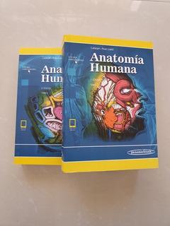 Anatomía Humana Latarjet 5ta Ed Papel Revista