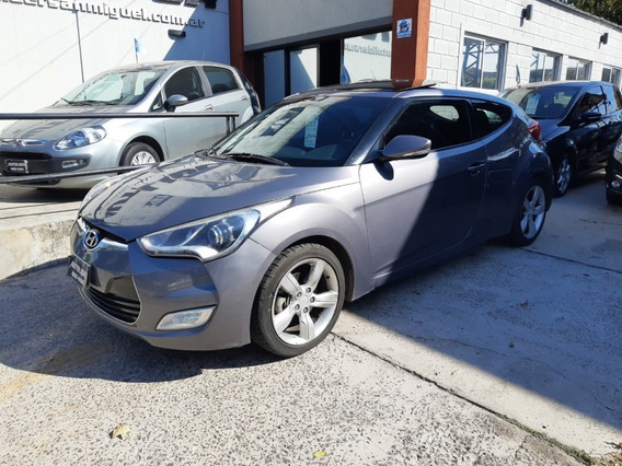 Hyundai Veloster 1.6 At 2013 Impecable Estado Autolider