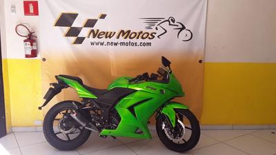 Kawasaki Ninja 250 R Segundo Dono 37.000 Km !!!